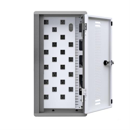 YES20 Tablet Charging Cabinet Power