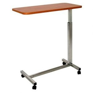 Baltic Patient Room Overbed Table Rounded Top