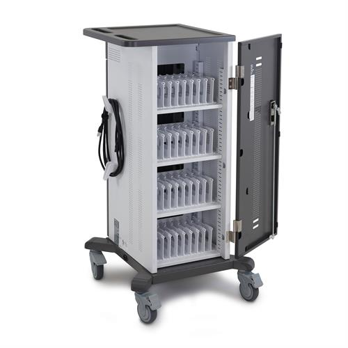 YES40 Tablet Cart Open