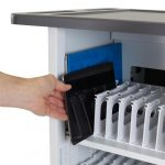Yes 40 Tablet Charging Compartments