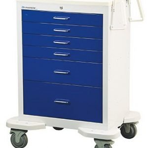 Lakeside Cart C 627 Anesthesia Cart