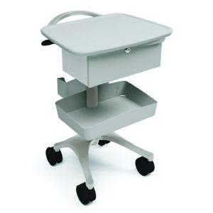 Ergotron Standard Phlebotomy Cart Package