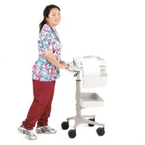 Zido EKG Cart Package