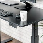 Height Adjustable Desk Electric Top Accessories