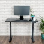Height Adjustable Desk Electric Wall