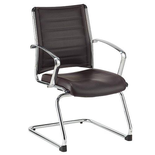 Europa-le833-brn-Guest-Chair