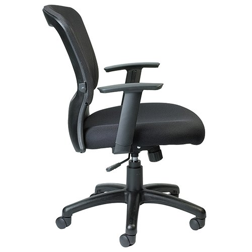 Marlin-Seating-mt7500-Black-side-view