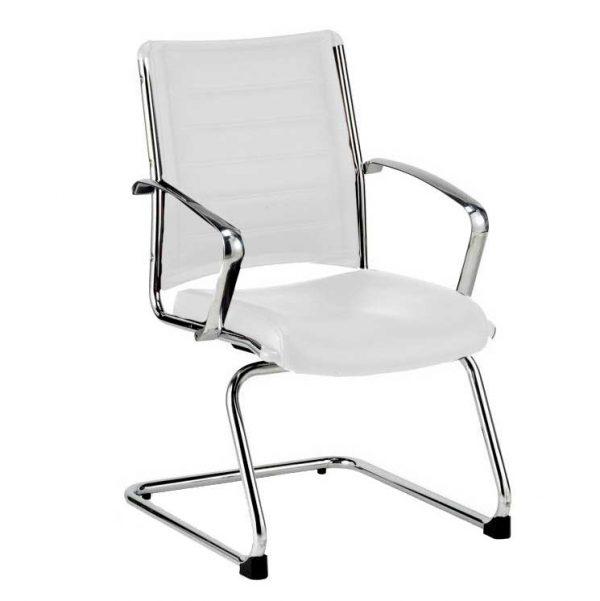 Europa Guest Chair LE833 White