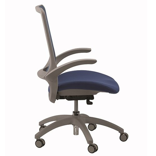 Hawk Task Chair Eurotech Seating Side View