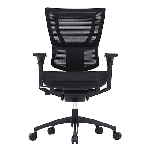 iOO Premium Chair Black Frame Premium Seating