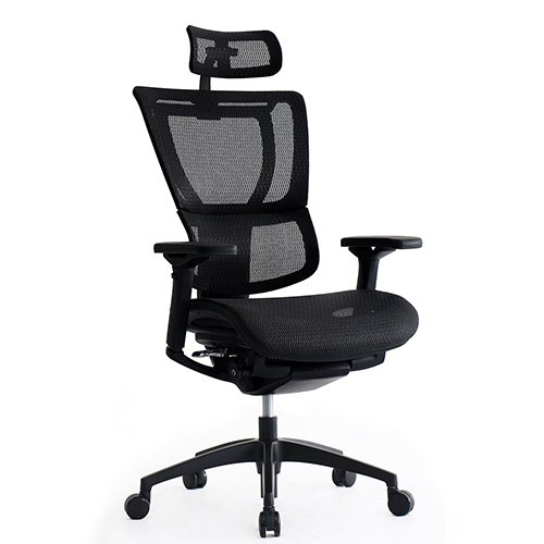 iOO Premium Chair Eurotech Seating Headrest Option