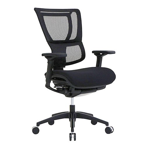 iOO Premium Chair Fabric Mesh Premium Seating