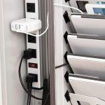 Tablet Chromebook 12 Charging Power