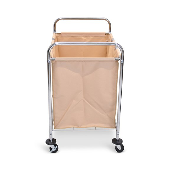 Laundry Cart with Canvas Bag Side Luxor HL14