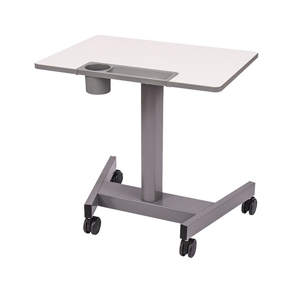 Luxor STUDENT-P Pneumatic Adjustable Height Student Desk Back