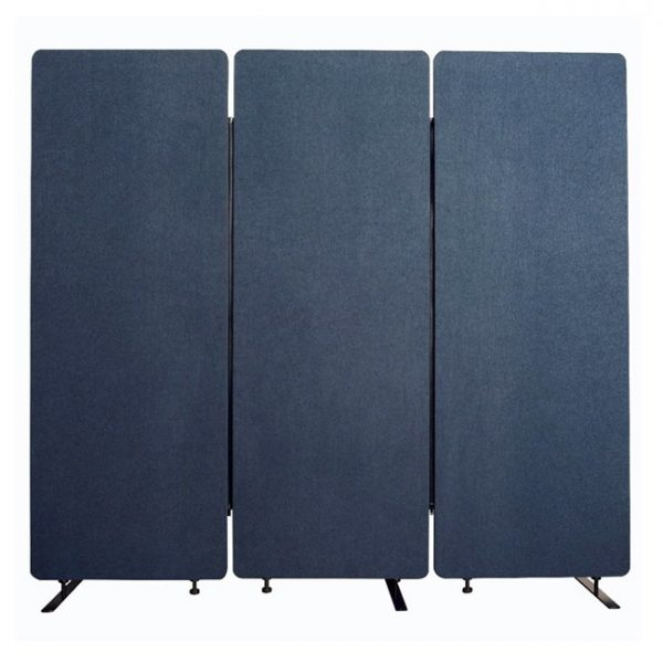 Luxor 3 Pack Acoustic Panels Starlight Blue