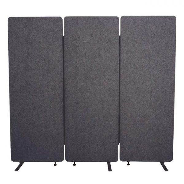 Slate Gray Acoustic Divider