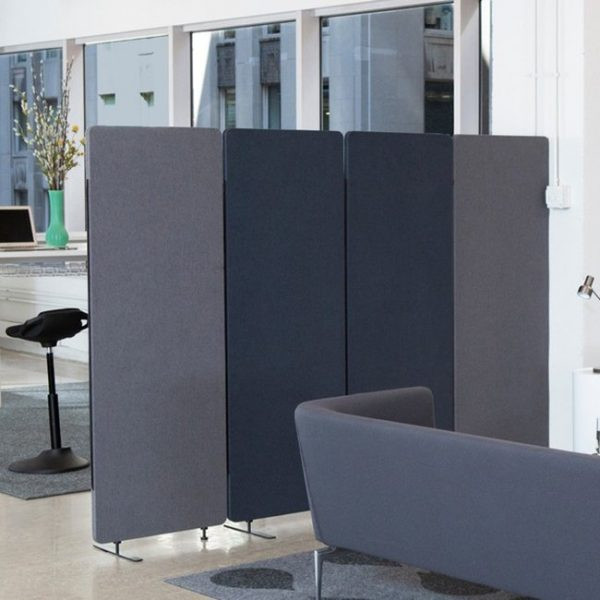 Luxor 3-Pack and Expansion Acoustic Dividers
