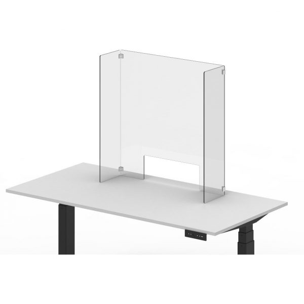 Sneeze Guard Counter divcu-3030c-side