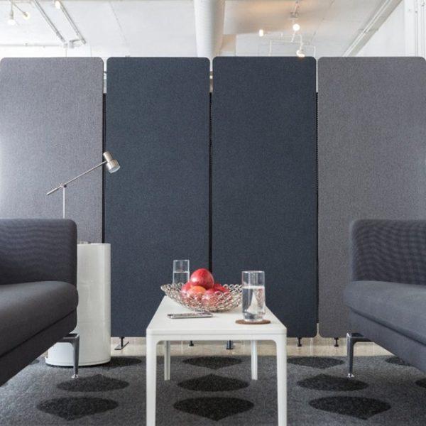 Luxor Acoustic Room Divider Panels