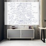 Luxor Wall Glass Board wgb7248