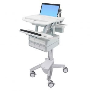 Styleview Medication Ergotron 6 drawer cart