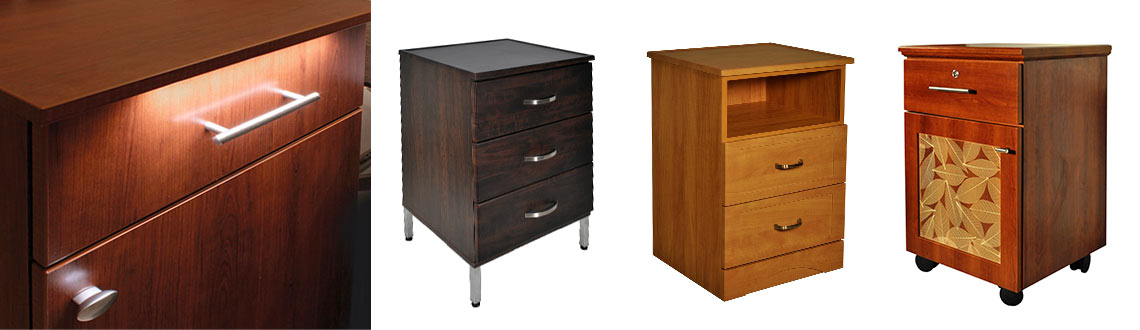 Assisted Living Resident Bedside Tables