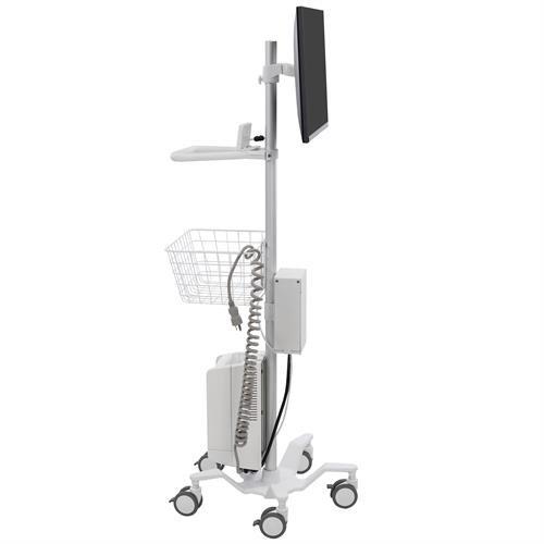 StyleView Pole Cart 24-818-211-a Ergotron