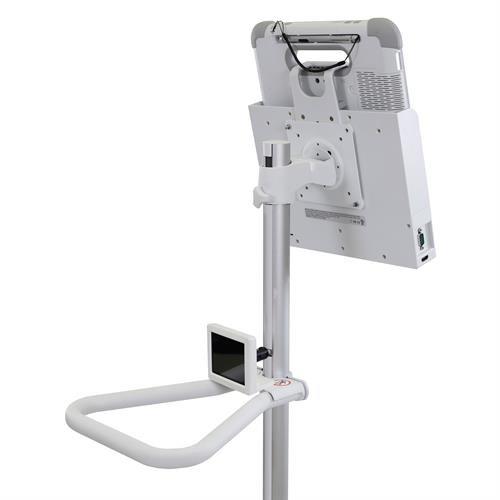 StyleView Pole Cart 24-818-211-b Ergotron