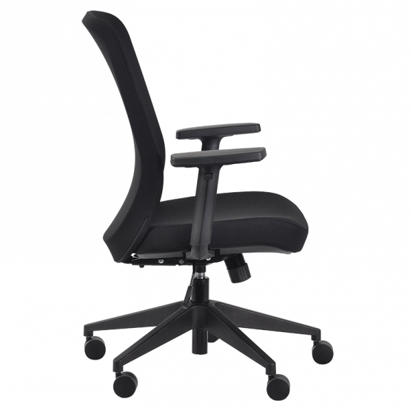 GENE Task Chair Side View Eurotech