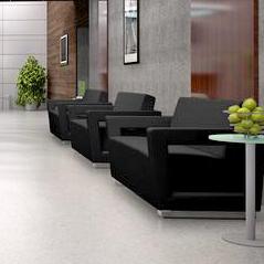 OFM Distinct Sofa Black