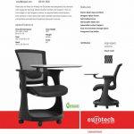 Eduskate Tablet Chair Eurotech