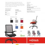 Hawk Seating by Eurotech