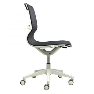 Eurotech White Frame Kinetic Chair