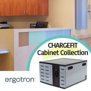 Ergotron Charge Fit Space Saving Cabinets