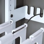 Ergotron YES Cabinet Cable Management