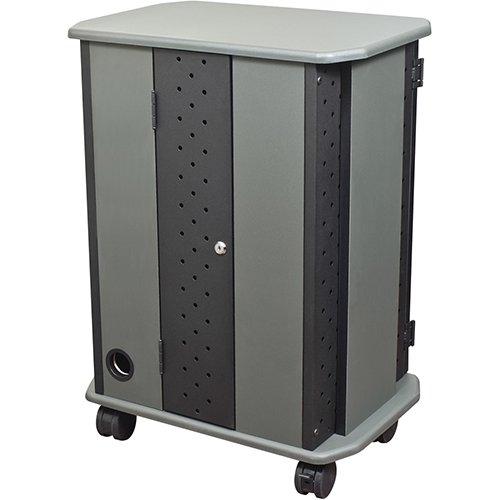 Balt Economy Tablet Security Cart Back Closed