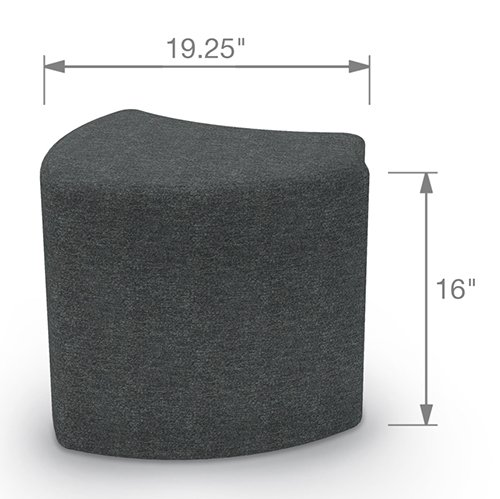 Balt Shapes Modular Lounge Seat Dimensions