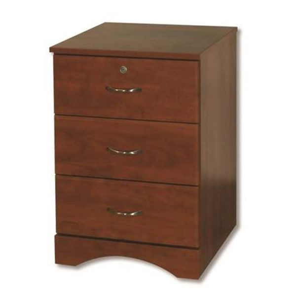 Baltic Designer Collection Bedside Cabinet Cherry