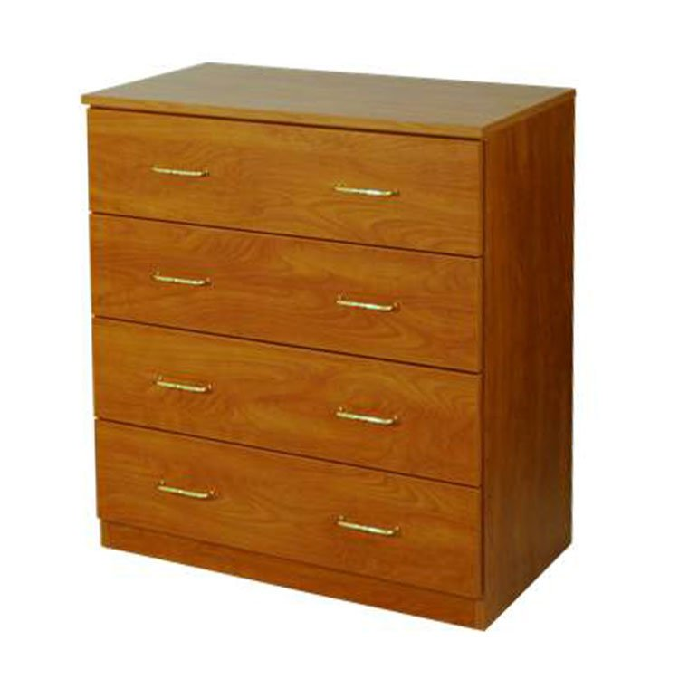 Baltic Patient Room Dressers 4 Drawer