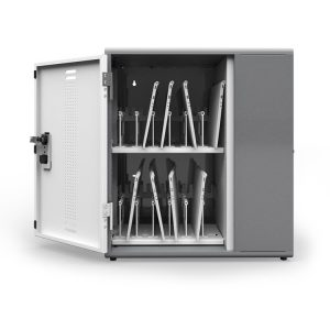 Chromebook Charging Cabinet Front Door Open