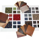 Design Fabrics and Laminate Finishes