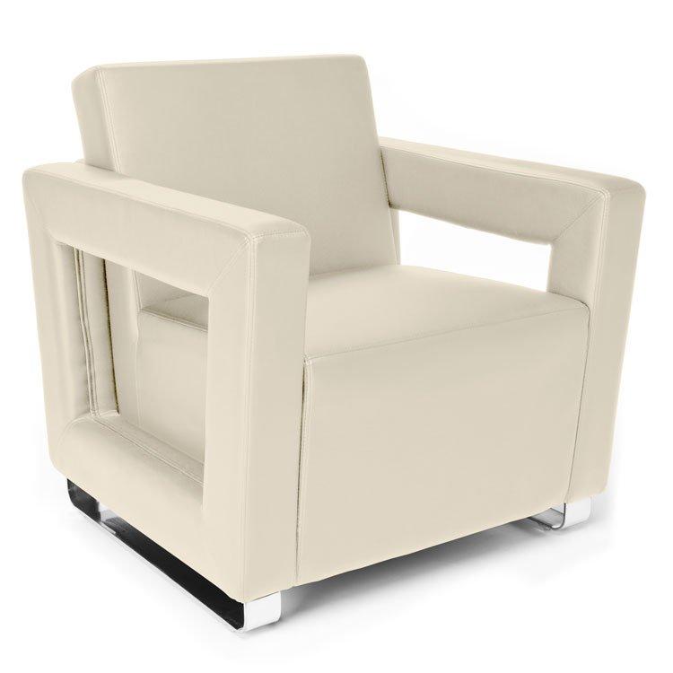 Distinct Series Lounge Seating Chair 831 Cream