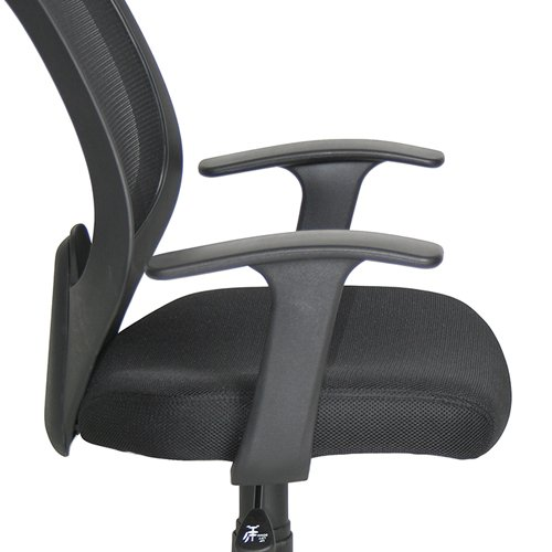 E1000 Essentials Task Chair Mesh Seating Side