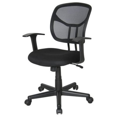 E1001 Essentials Mesh Task Chair - Black