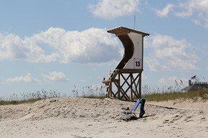 Lifeguard Stand Wrightsville Beach