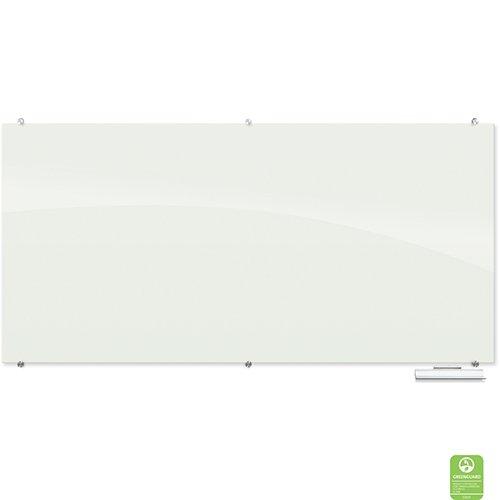 Magnetic Wide Glassboard Dry Erase
