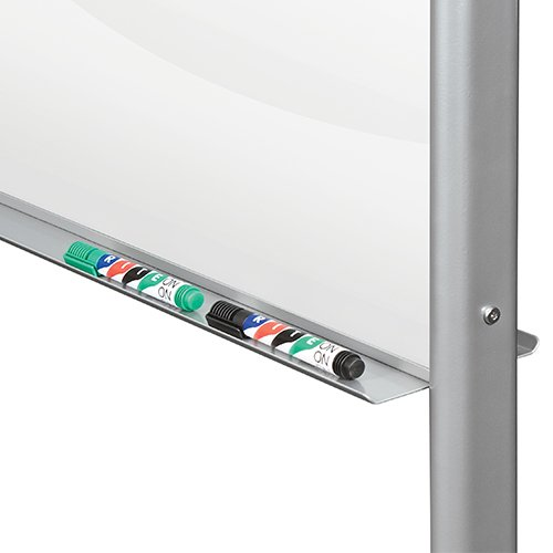 Mobile Glassboard Dry Erase Tray