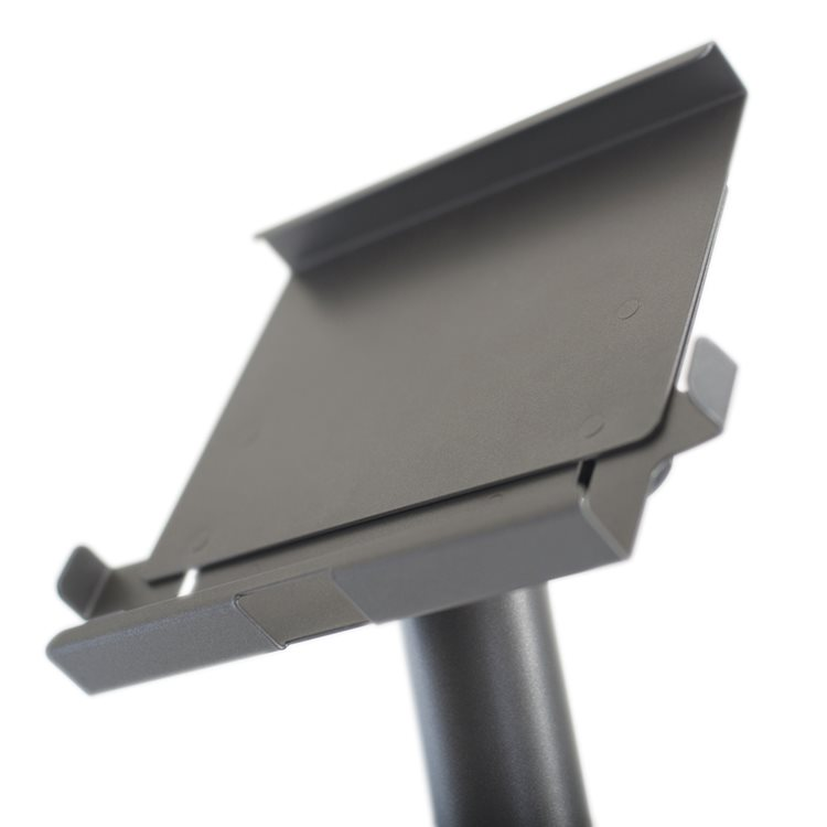 Mobile Tablet Stand The Peanut for Tablets Front