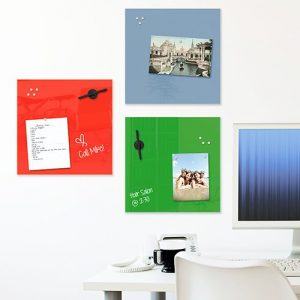 Magnetic Dry Erase Glass Markerboards